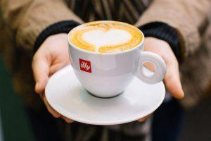 cafeteria cafe sesión de fotografias de productos de catálogo